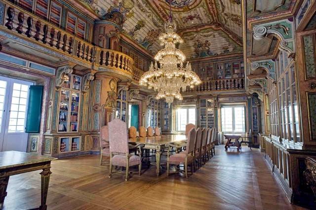 bibliotecas mais bonitas de Portugal