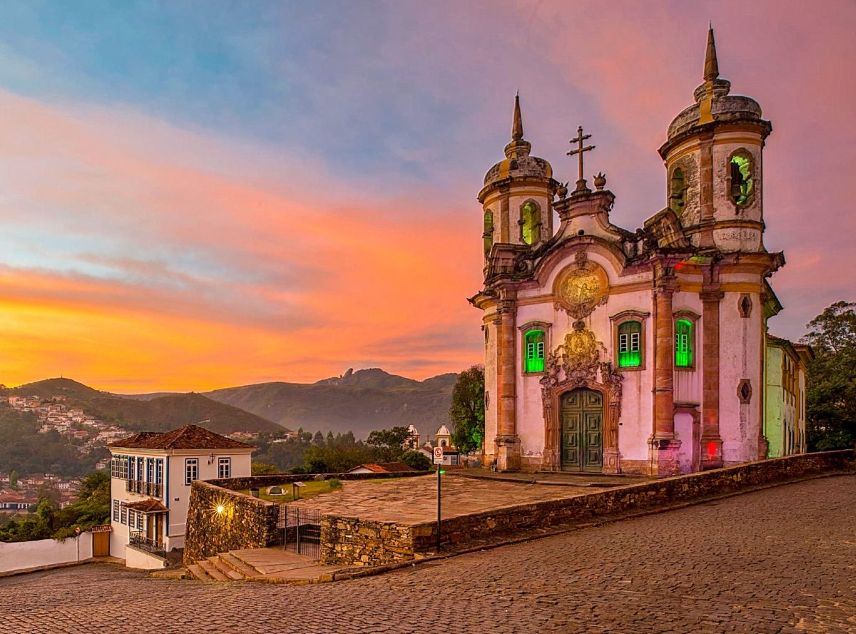 Igreja São Francisco de Assis (Brasil)
