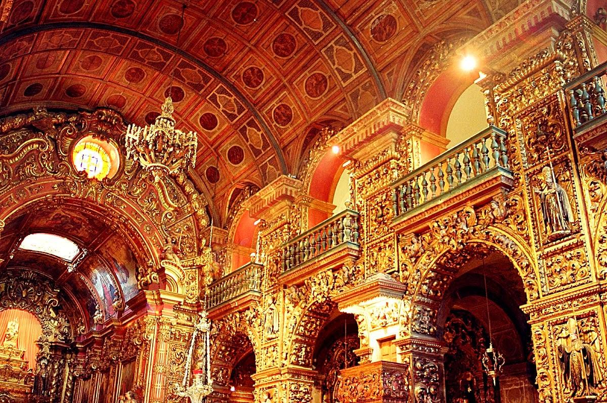 mosteiro são bento brasil