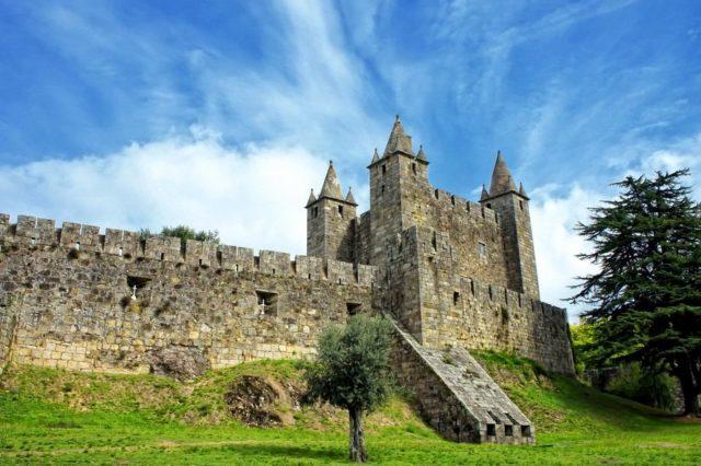 castelos mais bonitos de portugal