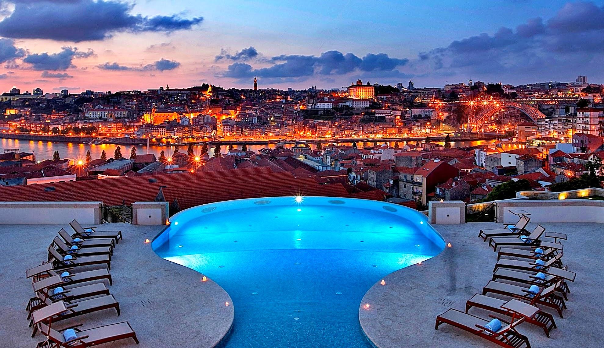 Jornal brit nico diz que uma das piscinas mais belas do for Fotos de piscinas hermosas