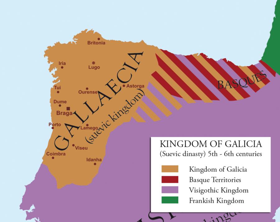 Ibéria no século VI