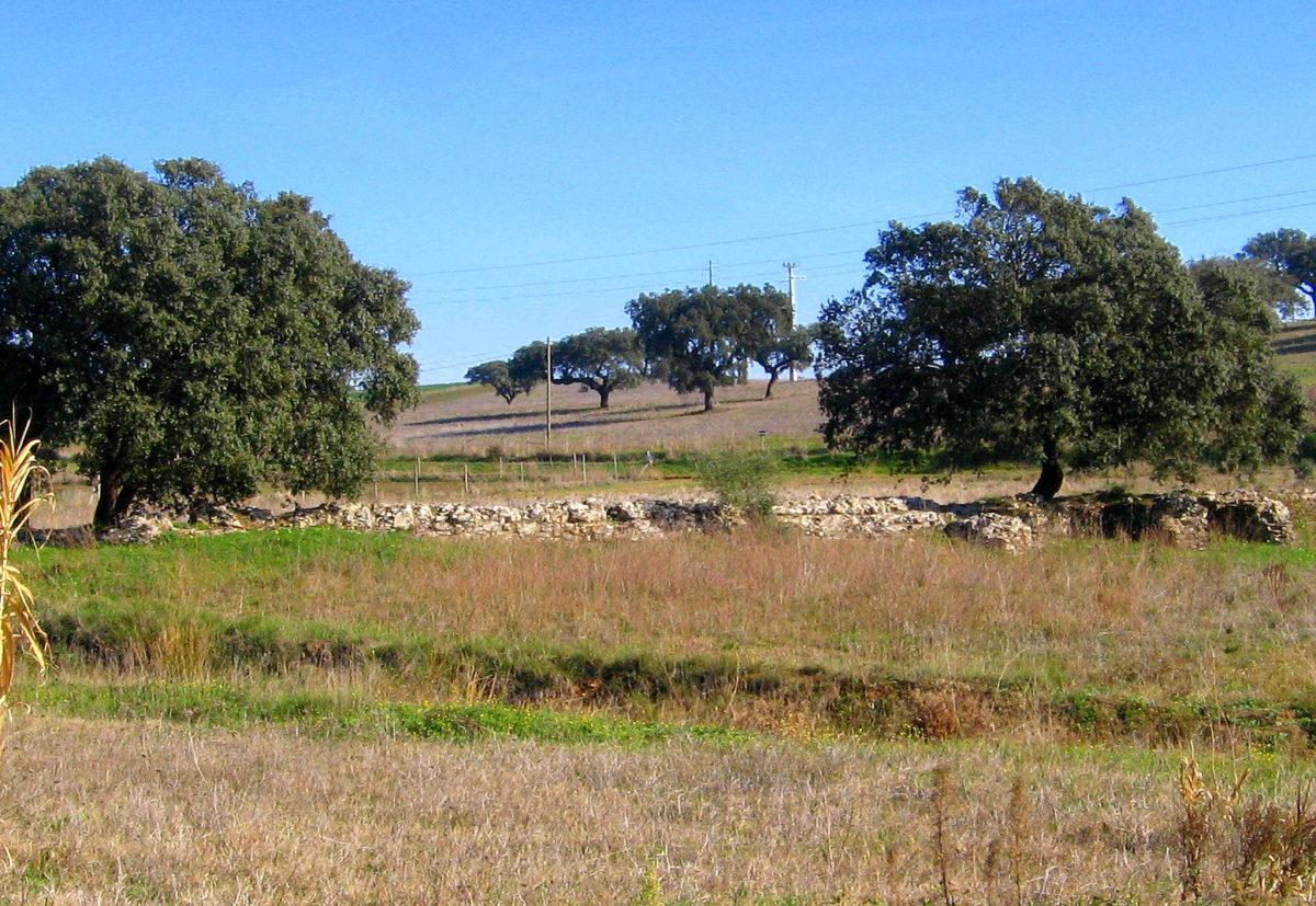 Barragem romana da Nossa Senhora da Represa