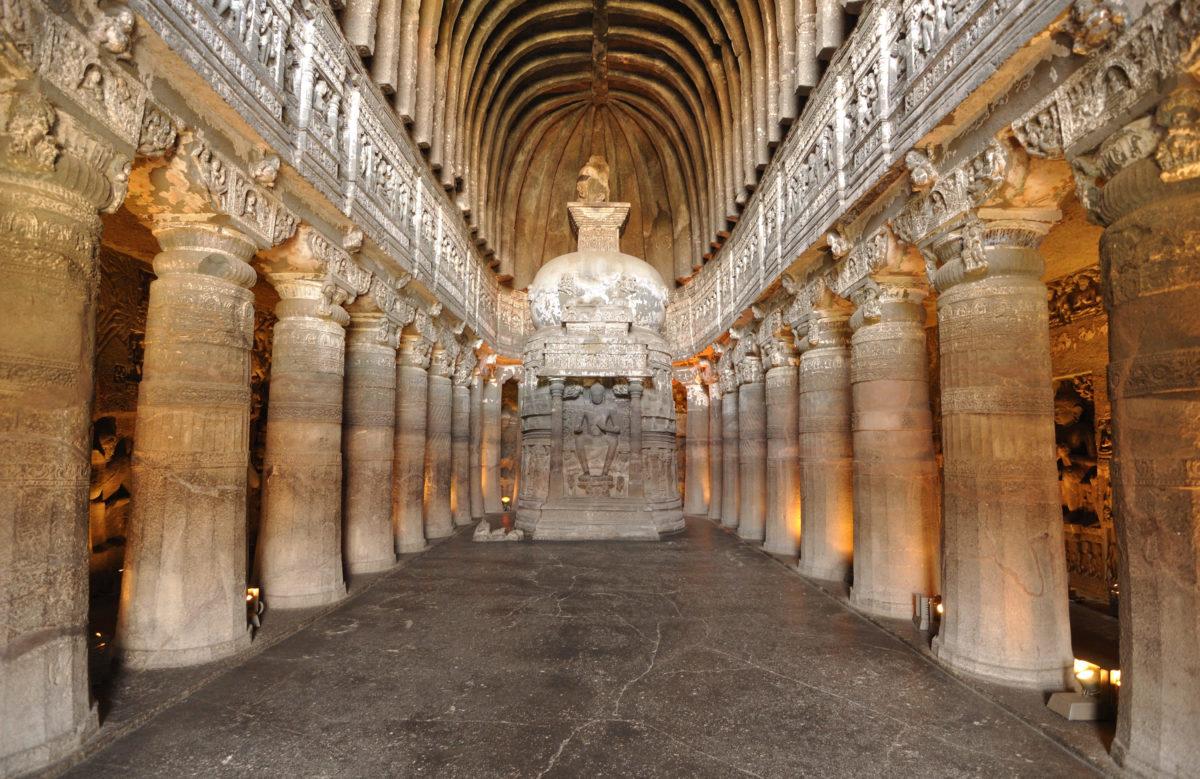 Ajanta Caves, Índia