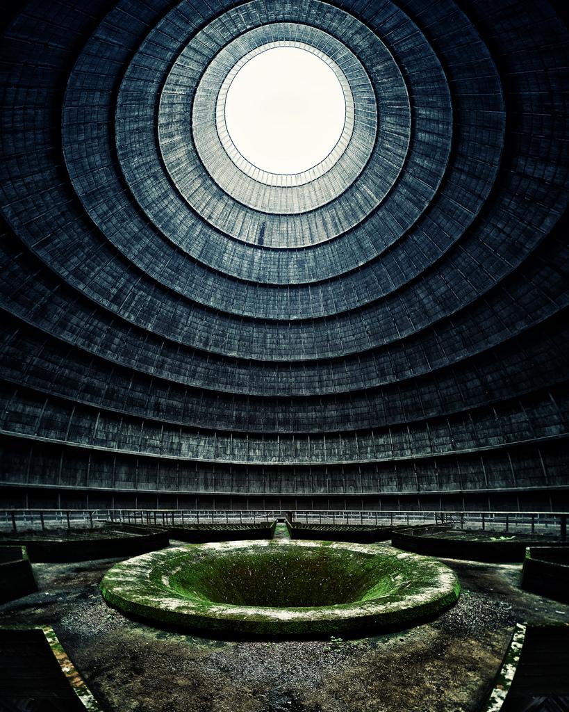 Central eléctrica IM, Charleroi, Bélgica