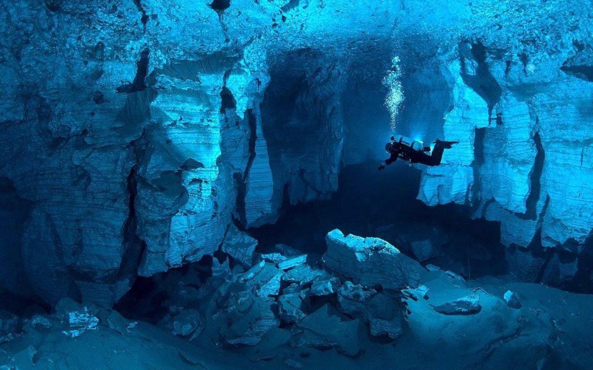 Orda Cave, Rússia