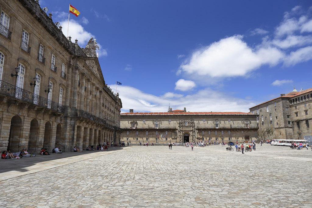 Praça do Obradoiro