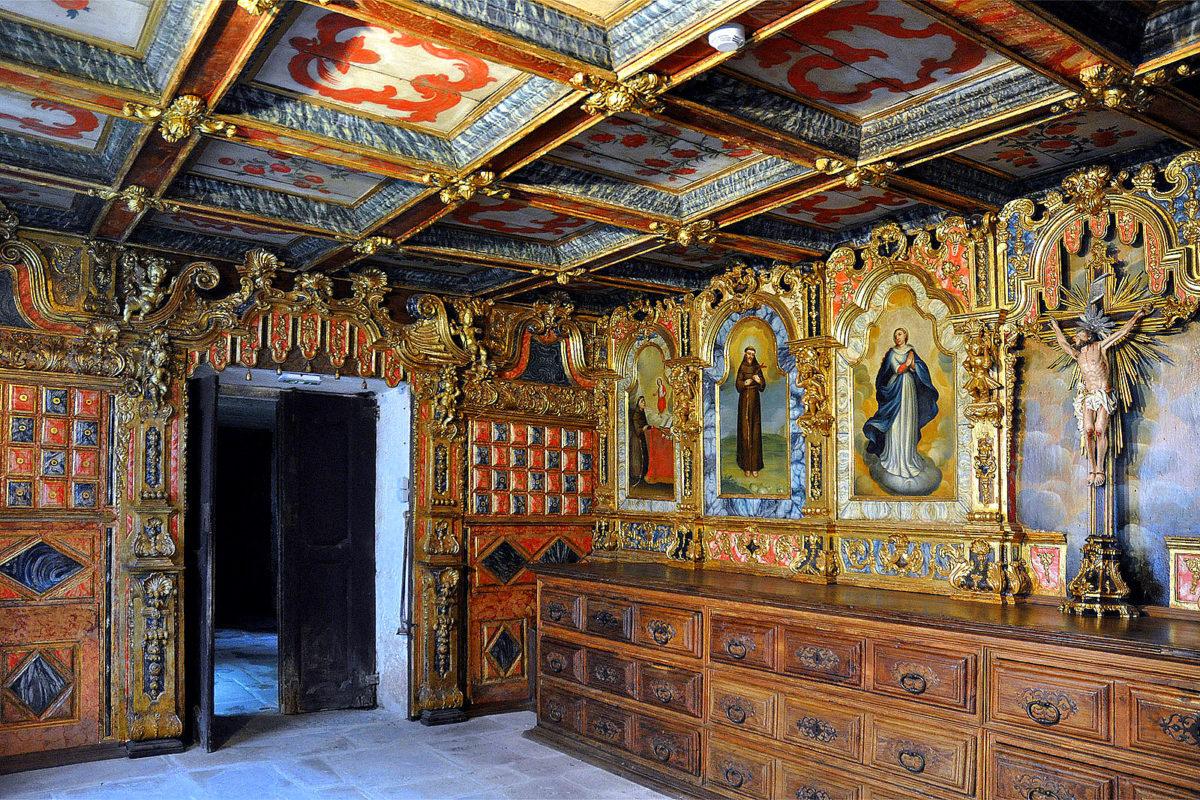 Museu e Convento de Santo António dos Capuchos