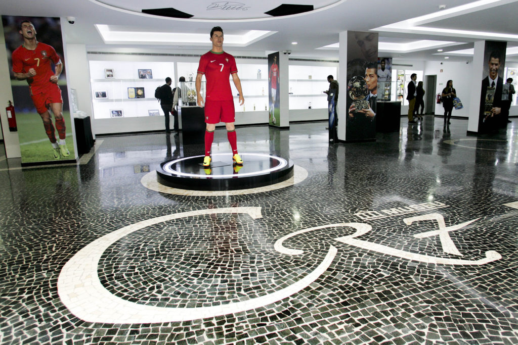 Museu Cristiano Ronaldo