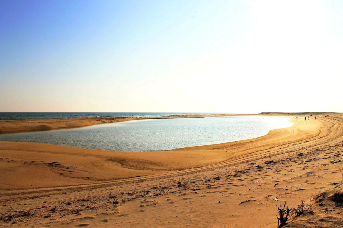 Praia do Homem Nu