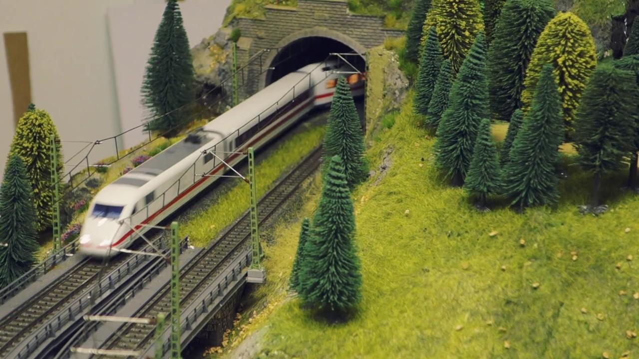 Modelos ferroviários