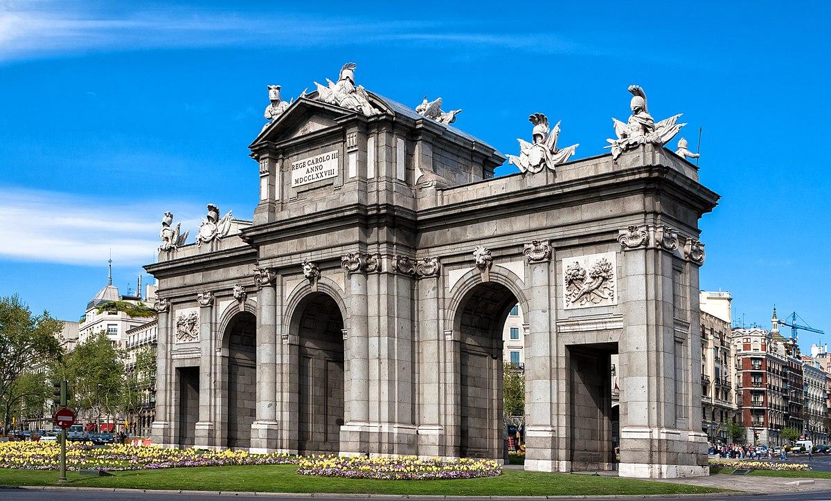 Porta de Alcala
