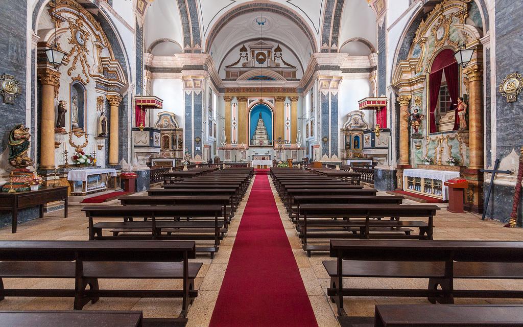 Igreja Matriz de Castelo de Vide