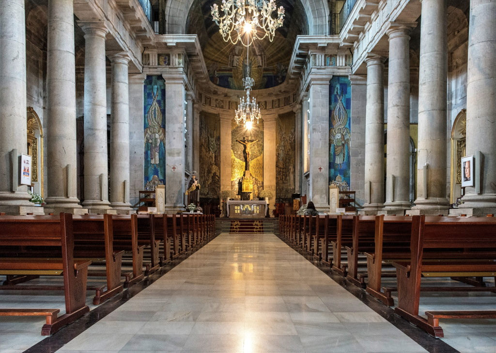 Concatedral de Santa Maria de Vigo