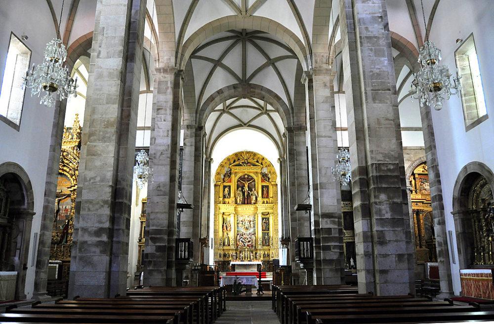 Sé Catedral de Miranda do Douro