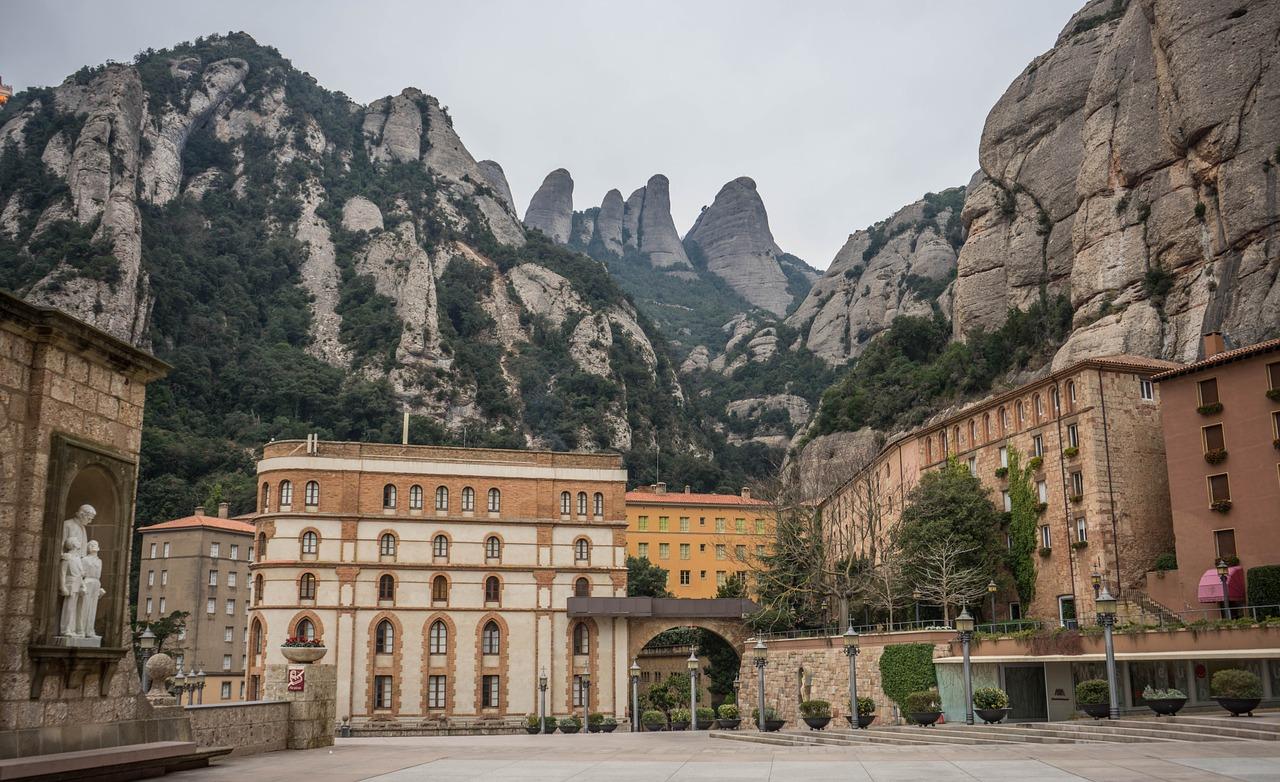 Mosteiro de Montserrat