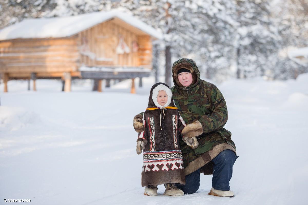 Khanty People