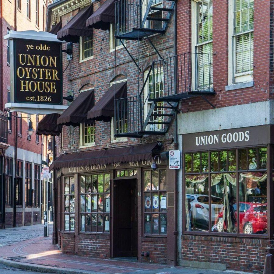 Union Oyster House, Boston, EUA