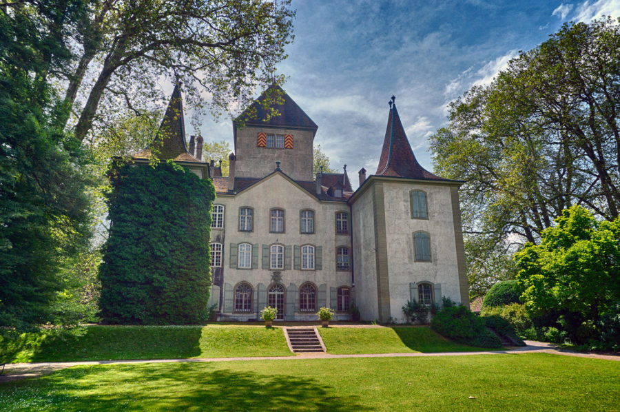 Castelo Jegenstorf