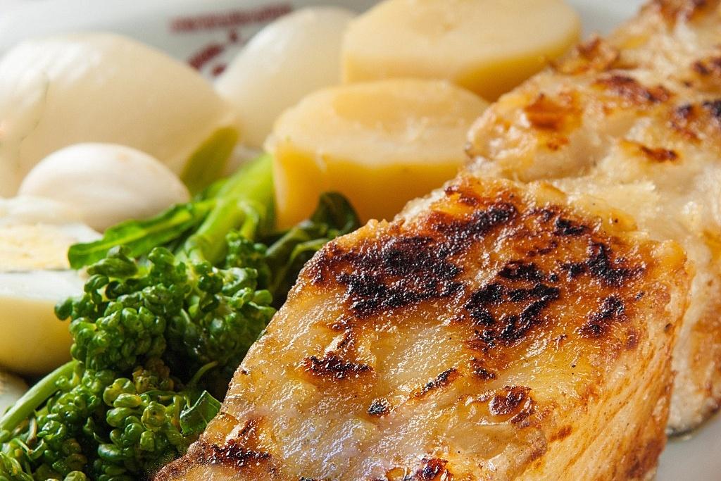 Bacalhau serrano da consoada
