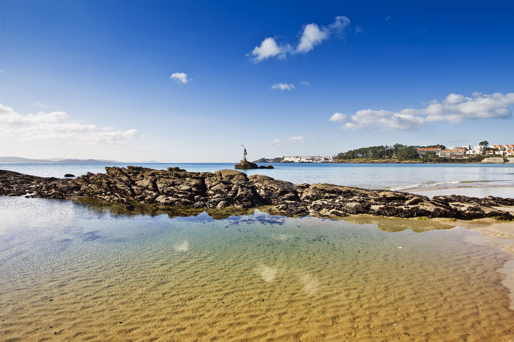 Praia de Silgar