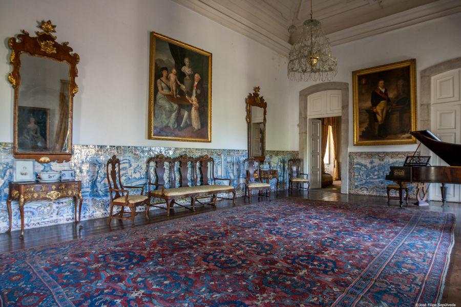 Palácio dos Condes da Anadia