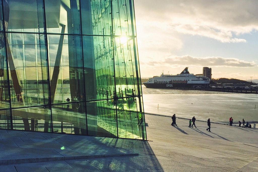 Casa da Ópera de Oslo