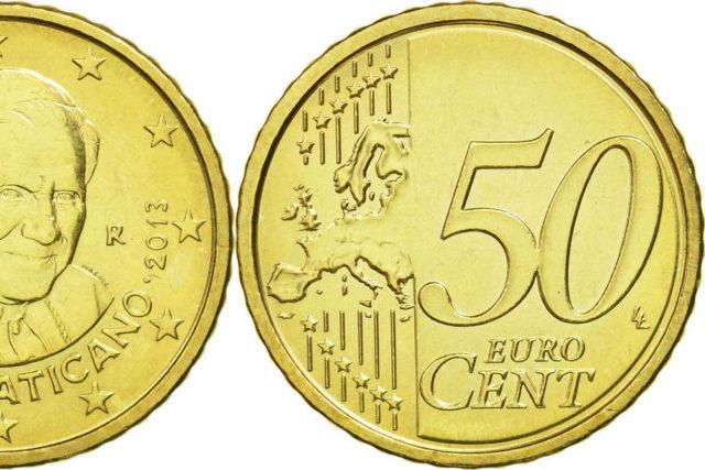 50 cêntimos