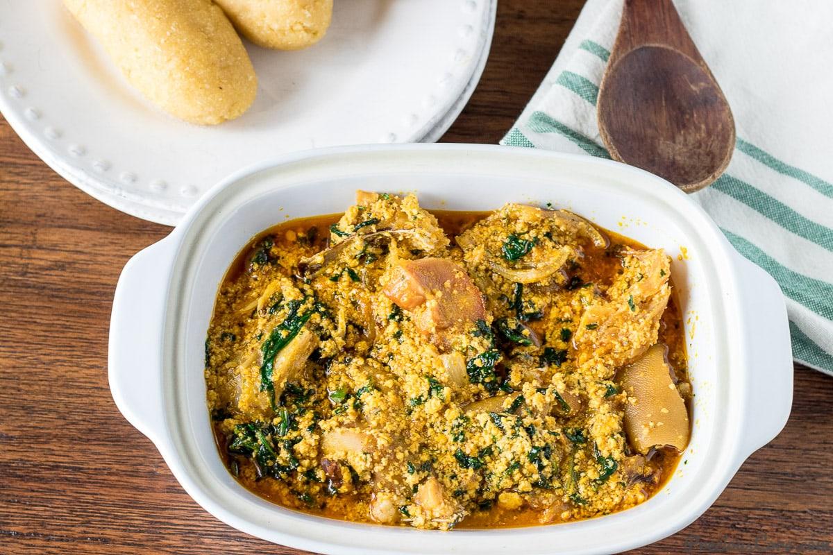 pratos típicos da África