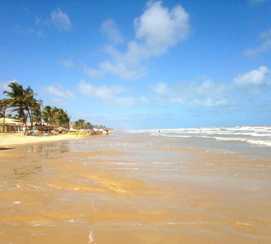 Praia dos Náufragos