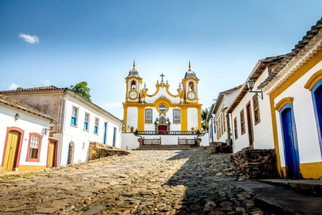 cidades mais bonitas de Minas Gerais