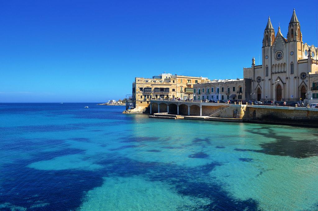 Baía de Balluta (Malta)