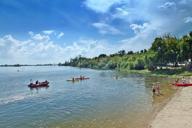 praias fluviais Santarém