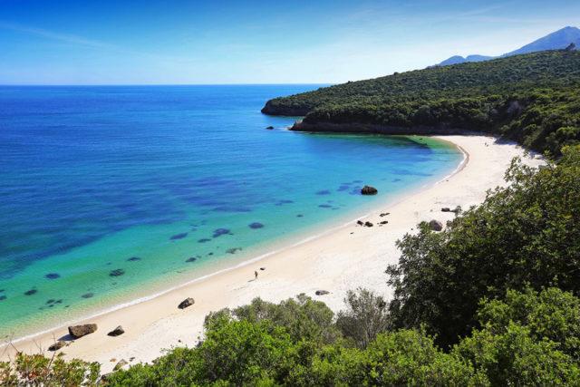 playas setúbal